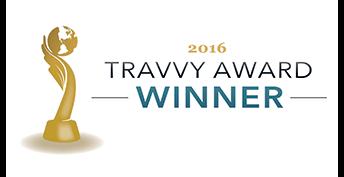 Travvy Award Winner